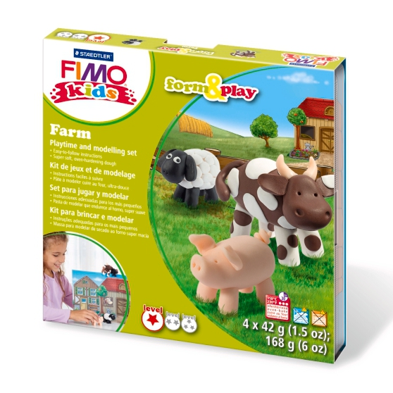 Fimo kids Form & Play Farma