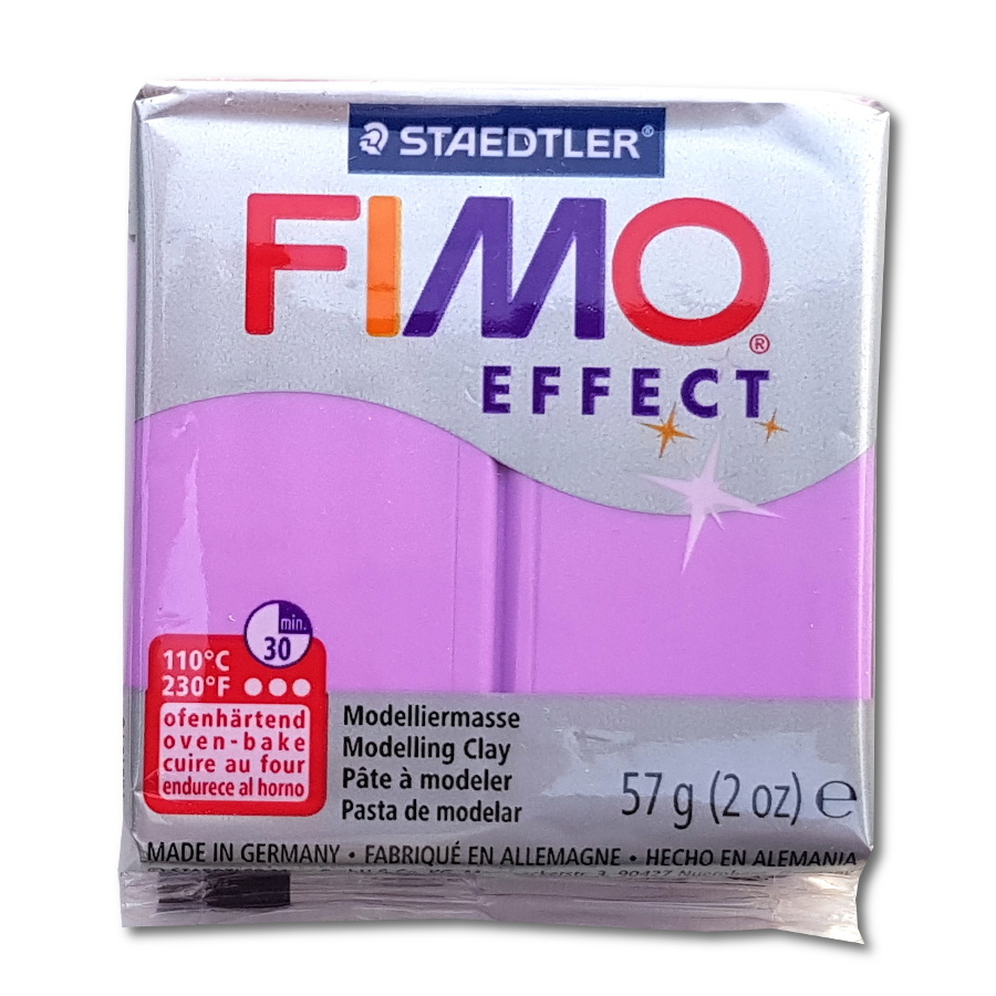 Fimo Effect lila perleť 56g